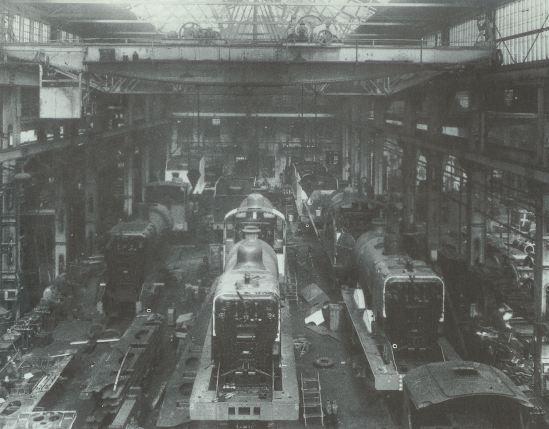 4F production line
