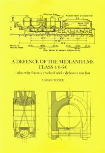 A defence of the Midland Class 4 0-6-0