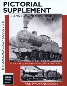 LMS Loco Profiles No.10 pictorial supplement