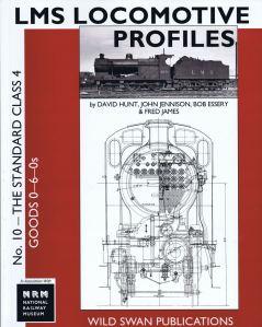 LMS Loco Profiles No.10