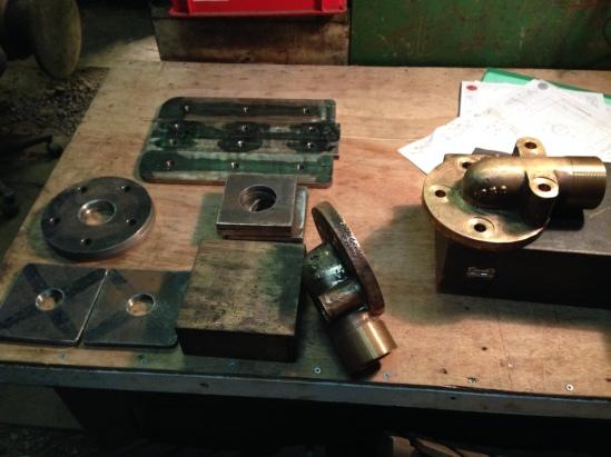 tank parts